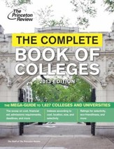 The Complete Book of Colleges, 2013  Edition