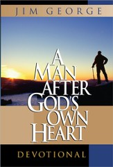 A Man After God's Own Heart Devotional - Slightly Imperfect