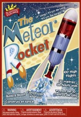 The Scientific Explorer Meteor Rocket Science Kit