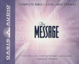 The Message, Complete Bible on MP3