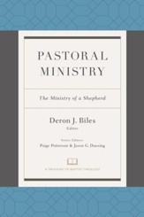 Pastoral Ministry: The Ministry of a Shepherd - eBook