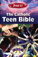 NABRE Prove it! The Catholic Teen Bible Softcover