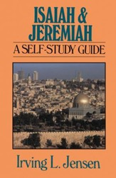 Isaiah & Jeremiah- Jensen Bible Self Study Guide - eBook