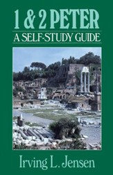 First & Second Peter- Jensen Bible Self Study Guide - eBook