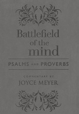 Amplified Bible, Battlefield of the Mind: Psalms and Proverbs Imitation Leather