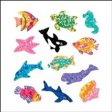 Underwater Life Stickers