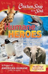 Chicken Soup for the Soul: Humane Heroes Volume III - eBook
