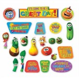 VeggieTales It's A Great Day! Mini Bulletin Board Set