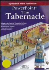 The Tabernacle: PowerPoint CD-ROM