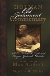 Nahum-Malachi, Holman Old Testament Commentary Volume 20 - Slightly Imperfect