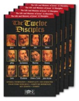 The Twelve Disciples Pamphlet - 5 Pack