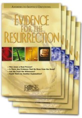 Evidence for the Resurrection Pamphlet - 5 Pack