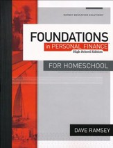 Foundations in Personal Finance: Home School Student Text (New Edition)