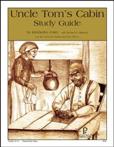Uncle Tom's Cabin Study Guide Progeny Press Study Guide