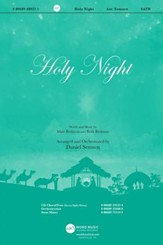 Holy Night Music Anthem