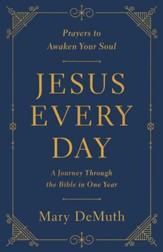 Jesus Every Day: A Journey Through the Bible in One Year - eBook