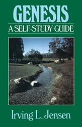 Genesis- Jensen Bible Self Study Guide - eBook