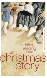 Family Reading Bible: The Christmas Story - Slightly Imperfect