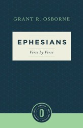 Ephesians Verse by Verse - eBook