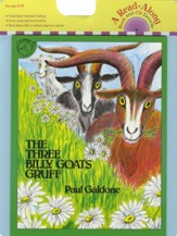 The Three Billy Goats Gruff: book & CD