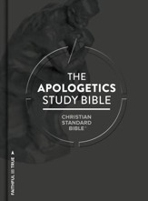 CSB Apologetics Study Bible - eBook