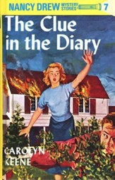 The Clue in the Diary, Nancy Drew Mystery Stories Series #7