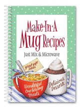 Make In A Mug Recipes Book