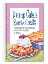 Dump Cake Sweets and Treats Book
