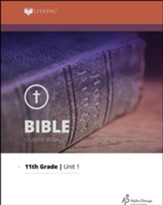 Lifepac Bible, Grade 11, Unit 1