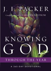 Knowing God Through the Year: A 365-Day Devotional - eBook