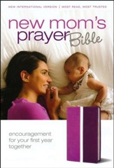 NIV New Mom's Prayer Bible, Case of 24