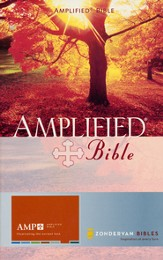 The Amplified Bible, Expanded Edition, Softcover  - Slightly Imperfect