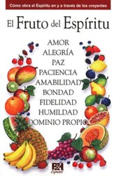 El Fruto del Espiritu, Pamfleto (The Fruit of the Spirit, Pamphlet)