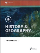 Lifepac History & Geography Grade 7 Unit 8: Political Science