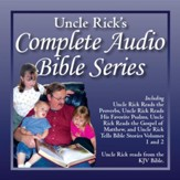 Uncle Rick's Complete Audio CDs Bible Series