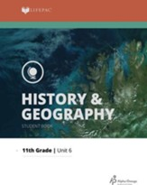 Lifepac History & Geography Grade 11 Unit 6: United States  Involvement at Home and Abroad