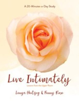 Live Intimately: Lessons from the Upper Room - eBook
