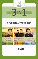 The Riverhaven Years 3-in-1 - eBook
