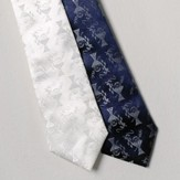 Communion Tie for Boys, Navy