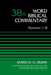 Romans 1-8, Volume 38A - eBook