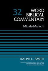Micah-Malachi, Volume 32 - eBook