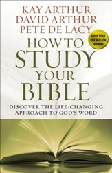 How to Study Your Bible: Discover the Life-Changing Approach to God's Word - Slightly Imperfect