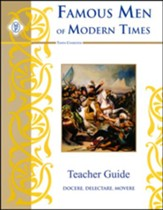 Famous Men of Modern Times, Teacher  Guide  - Slightly Imperfect