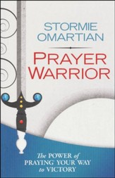 Prayer Warrior: The Power of Praying Your Way to   Victory - Slightly Imperfect