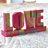 Love, Tabletop Decoration