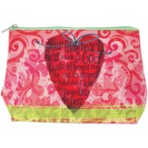 Your Loving Heart Cosmetic Bag