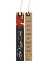 Love Never Fails Bookmark