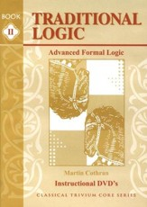 Traditional Logic 2, Instructional DVDs, Set of 2