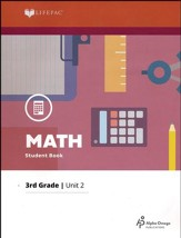 Lifepac Math Grade 3 Unit 2