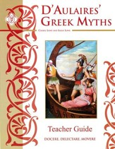 D'Aulaires Greek Myths Teacher's Guide